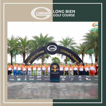 KẾT QUẢ VÒNG LOẠI 2 – LONG BIÊN GOLF COURSE CHAMPIONSHIP 2019
