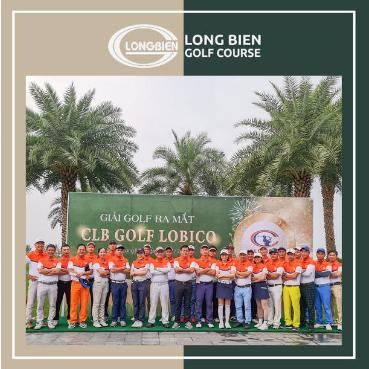 GIẢI ĐẤU RA MẮT CLB GOLF LOBICO NGÀY 31/08/2020