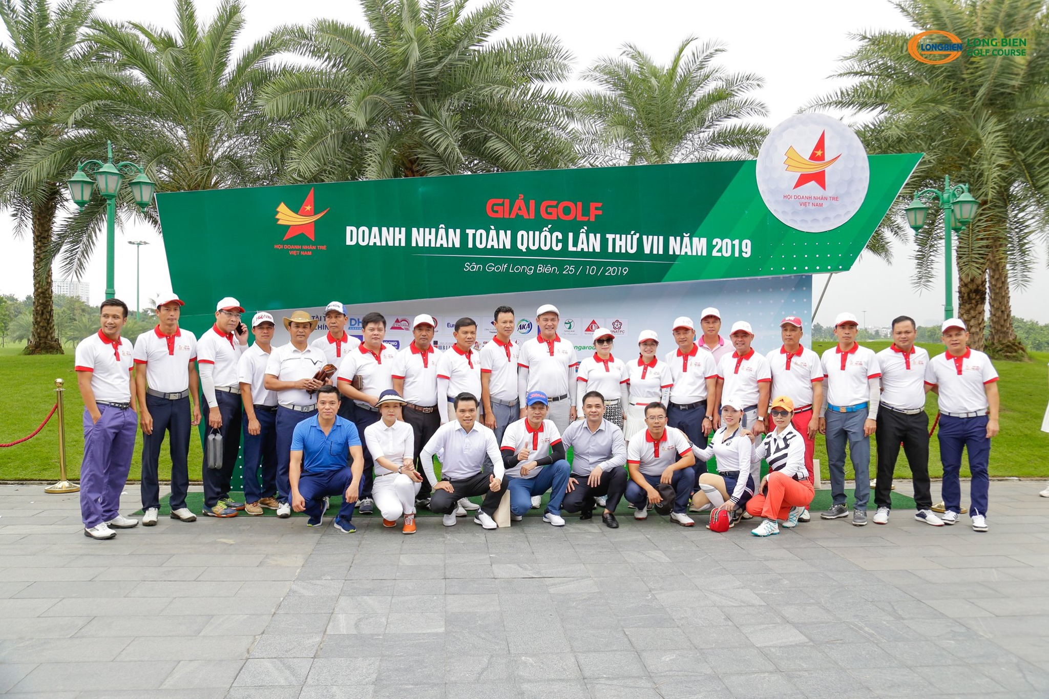 KẾT QUẢ GIẢI GOLF DOANH NHÂN TRẺ TOÀN QUỐC LẦN VII NĂM 2019