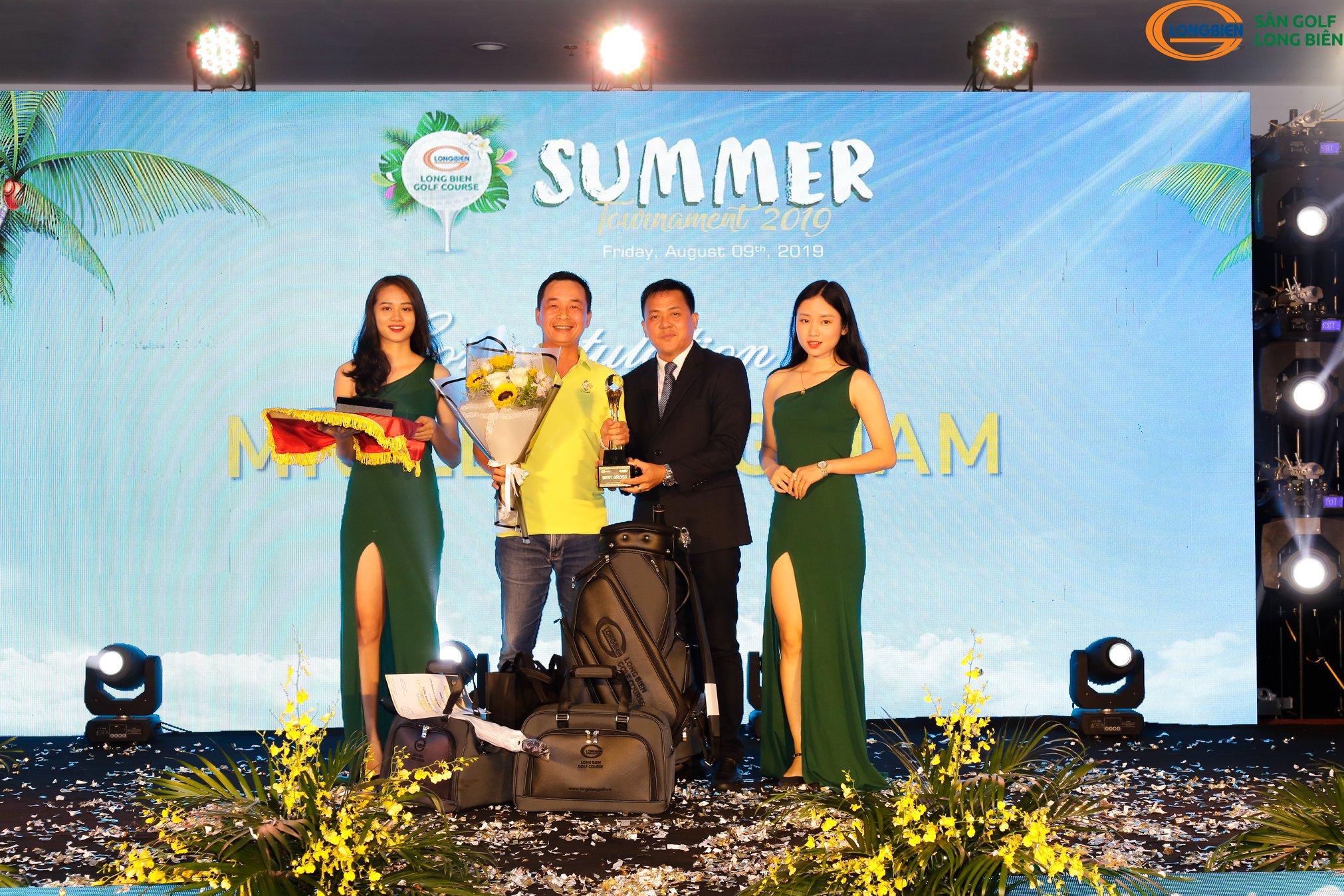 Long Biên Golf Course Summer Tournament 2019