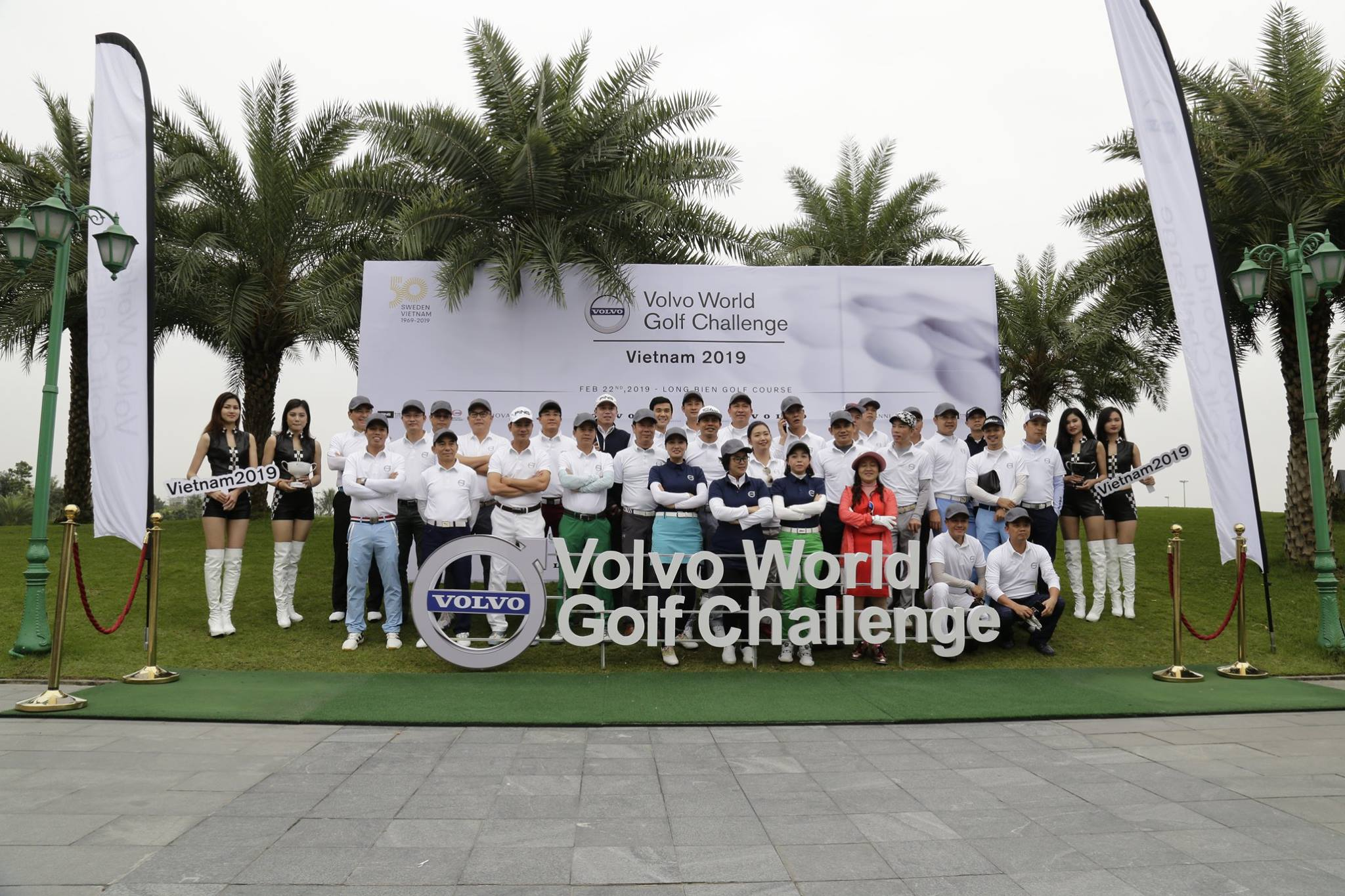 Volvo World Golf Challenge - Vietnam 2019