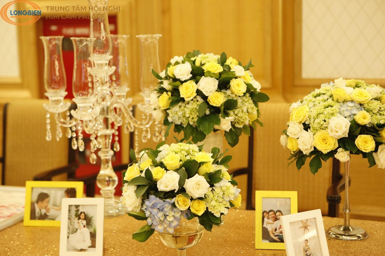 Tổng hợp hình ảnh tiệc Long Biên Palace