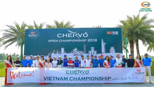 CHERVO OPEN CHAMPIONSHIP 2018