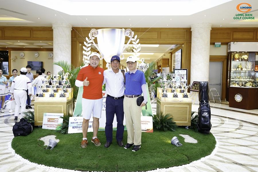 Giải Golf hữu nghị KORCHAM-VCCI năm thứ 8