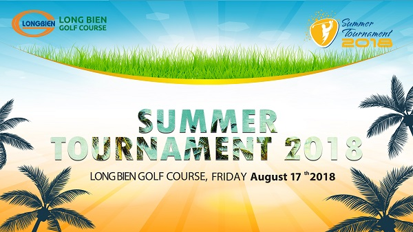 Long Bien Golf Course Summer Tournament 2018