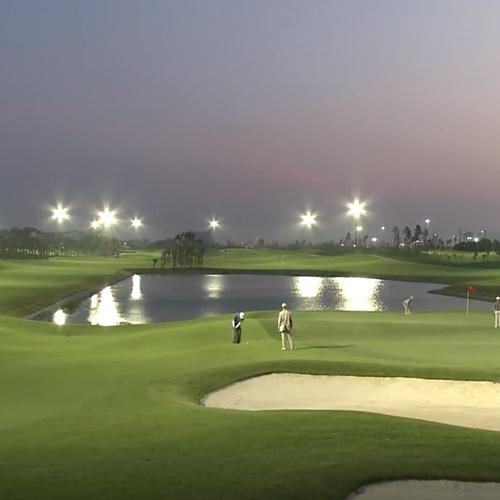 Đèn Golf