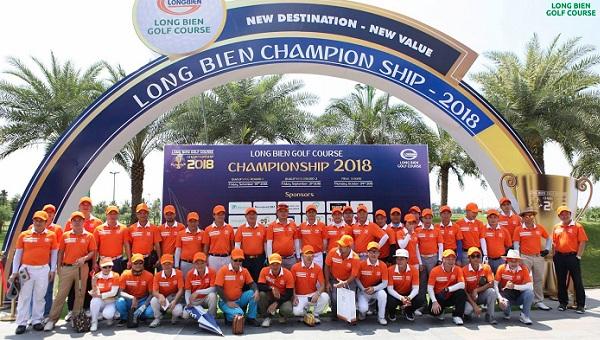 Vòng loại 2 - Giải Long Bien Golf Course Championship 2018